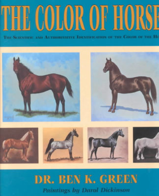 Color Of Horses - Ben K Green