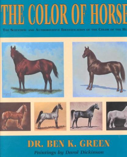 Color Of Horses - Ben K Green