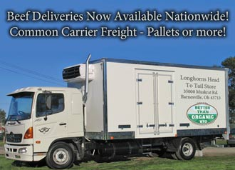 Have Our Meat Delivered By Freight