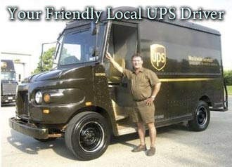 Your Friendly UPS Driver