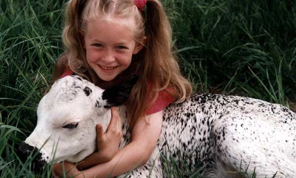 Children And Livestock